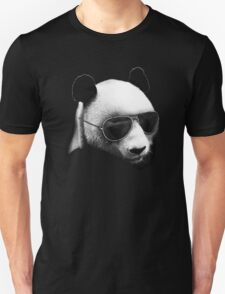 Aviator Panda Bear Unisex T-Shirt