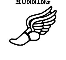 I'd Rather Be Running by kwg2200