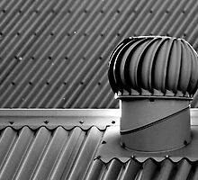 Whirligig on a hot tin roof by myraj