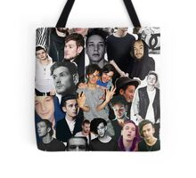 The 1975 Collage Tote Bag