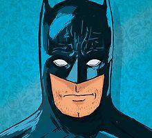 Actual Batman by shanecane