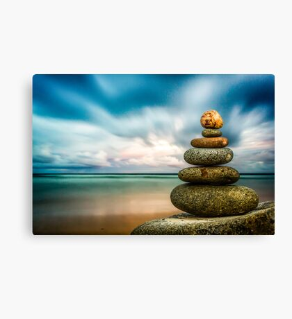 The Art of Nothing Canvas Print