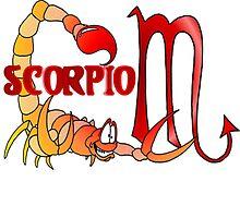 Scorpio by Skree
