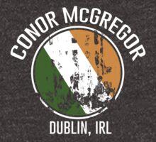 Conor McGregor Dublin by manshakansson
