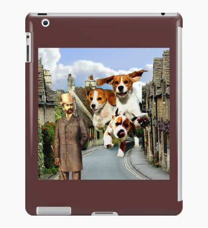 Hounds of the Baskervilles iPad Case/Skin
