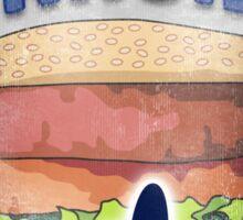 Big Kahuna Burger Sticker