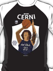 Hot Shots MAGIC MEN #1 Matthew Cerni T-Shirt