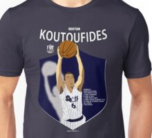 Hot Shots MAGIC MEN #3 Kristian Koutoufides Unisex T-Shirt