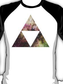 Triforce Galaxy  T-Shirt
