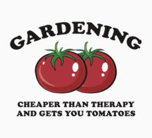 Gardening Cheaper Than Therapy And Gets You Tomatoes by BrightDesign