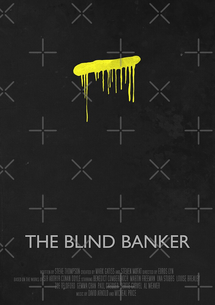 Sherlock - The Blind Banker by Ashqtara