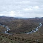 The bend in the river by heinrich
