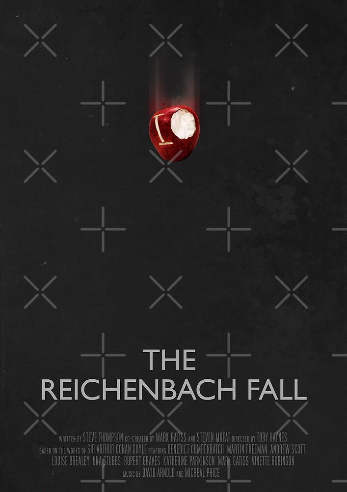 Sherlock - The Reichenbach Fall by Ashqtara