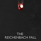 Sherlock - The Reichenbach Fall by Ashqtara