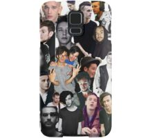 The 1975 Collage Samsung Galaxy Case/Skin