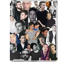 The 1975 Collage iPad Case/Skin