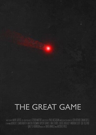 Sherlock - The Great Game by Ashqtara