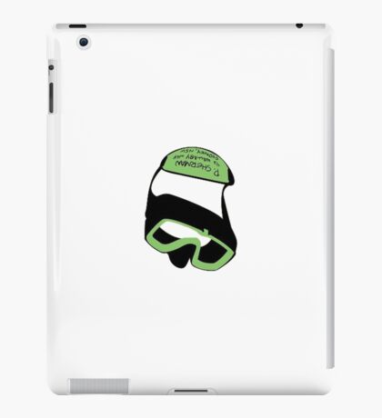 P Sherman 42 Wallaby Way Goggles iPad Case/Skin