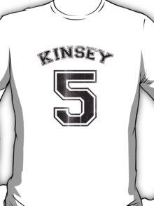 Kinsey 5 (to benefit IYG) T-Shirt