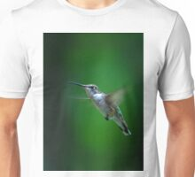 Green Lantern - Ruby-throated hummingbird Unisex T-Shirt