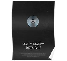 Sherlock - Many Happy Returns Poster