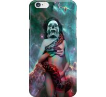 Cosmic Snake Dance iPhone Case/Skin