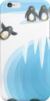 Penguin Playground by freeminds