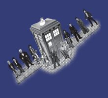 Dr Who by bestbrothers
