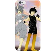 Bugs and Daffy iPhone Case/Skin
