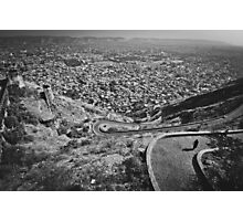 A view of Jaipur Photographic Print