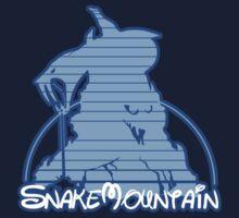 Visit Snake Mountain One Piece - Short Sleeve
