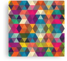 Abstract stylish pattern design Canvas Print