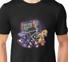 Old Skool 80s Cartoon B Boys (and girl) Unisex T-Shirt
