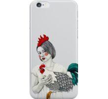 Sleek Gada iPhone Case/Skin
