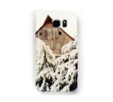 First Snow Fall Samsung Galaxy Case/Skin
