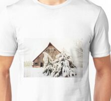 First Snow Fall Unisex T-Shirt
