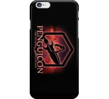 Ltd Edition Red Penguicon Galaxy iPhone Case/Skin