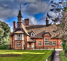 The Old School House by vivsworld