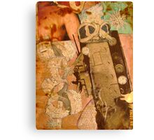 Buddha Shall Not Kill Canvas Print