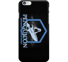 Ltd Edition Blue Penguicon Galaxy iPhone Case/Skin