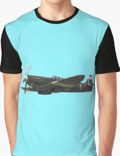 Supermarine Spitfire Graphic T-Shirt