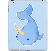 Little Narwhal iPad Case/Skin