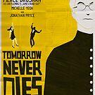 TOMORROW NEVER DIES by AlainB68