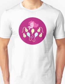 Pinkie Pie Cutie Mark Logo T-Shirt