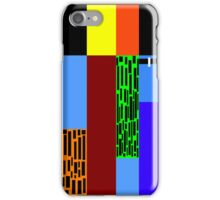 """Meet the Stones"" Abstract iPhone Case/Skin"