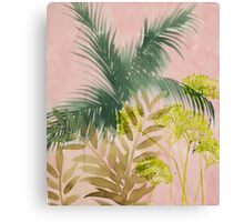Relax in the Jungle Canvas Print