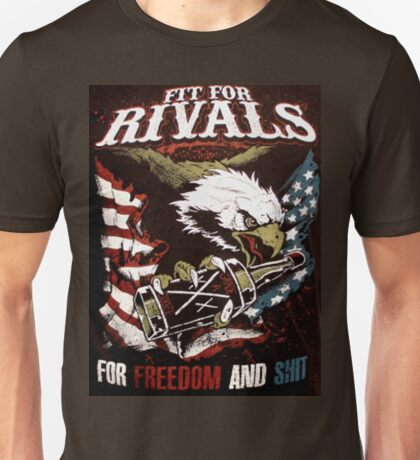 Fit For Rivals - Basic Unisex T-Shirt