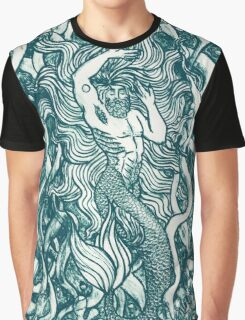 The Merman Graphic T-Shirt