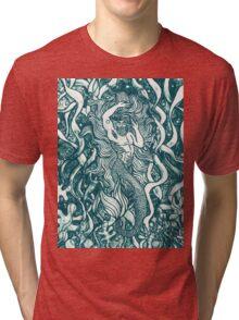 The Merman Tri-blend T-Shirt