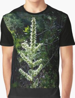 Blooming Swamp Onion Graphic T-Shirt